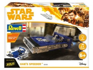 Star Wars - Han's Speeder 1:28