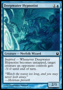 Deepwater Hypnotist (Born of the Gods)