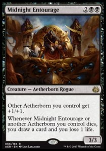 Midnight Entourage (Aether Revolt)