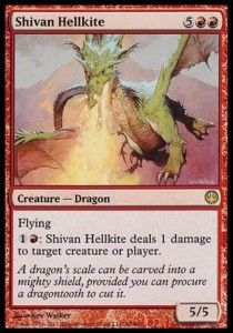 Shivan Hellkite (DD: Knights vs. Dragons)