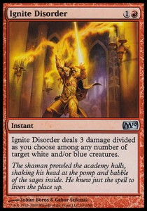 Ignite Disorder (M10)