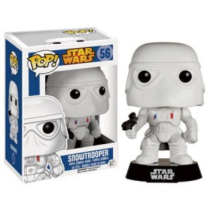 Funko POP Snowtrooper Bobble Head # 56 - Star Wars
