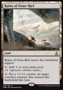 Ruins of Oran-Rief (Oath of the Gatewatch)