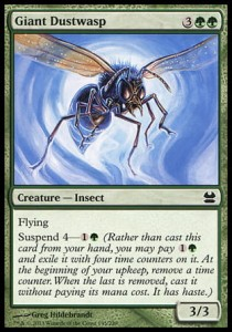 Giant Dustwasp (Modern Masters)
