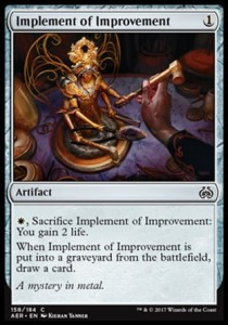 Implement of Improvement (Aether Revolt)