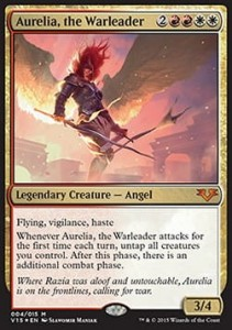 Aurelia, the Warleader (FtV: Angels)