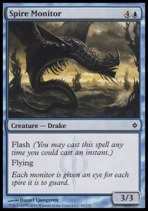Spire Monitor (New Phyrexia)