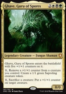 Ghave, Guru of Spores (Commander Anthology II)