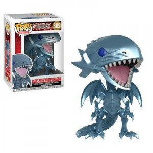 Funko POP Yu-Gi-Oh! - Blue-Eyes White Dragon # 389