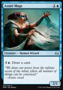 Azure Mage (Modern Masters 2017)