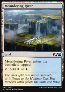 Meandering River (M19 Core Set)