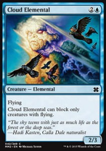 Cloud Elemental (Modern Masters 2015)