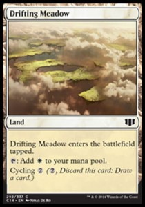 Drifting Meadow (Commander 2014)