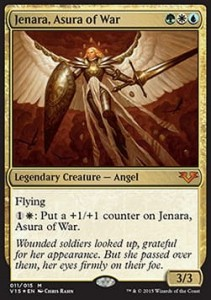 Jenara, Asura of War (FtV: Angels)