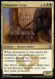 Armament Corps (Khans of Tarkir)