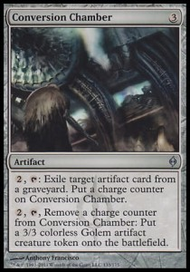 Conversion Chamber (New Phyrexia)