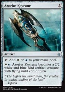 Azorius Keyrune (Commander Anthology 2017)