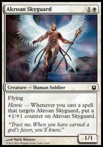 Akroan Skyguard (Born of the Gods)