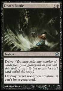 Death Rattle (Modern Masters)