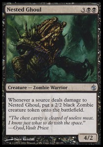 Nested Ghoul (Mirrodin Besieged)