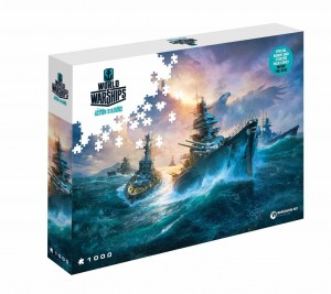 World of Warships - German Battleships - Puzzle 1000
