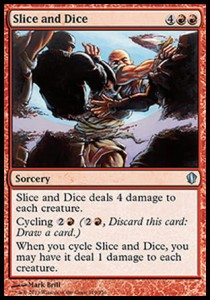 Slice and Dice (Commander 2013)