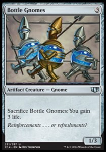 Bottle Gnomes (Commander 2014)