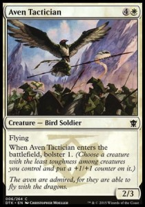 Aven Tactician (Dragons of Tarkir)