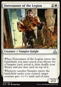 Forerunner of the Legion (Rivals of Ixalan)