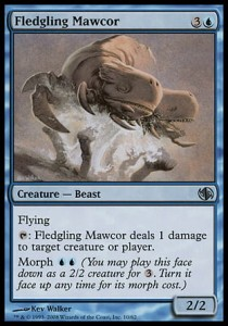 Fledgling Mawcor (DD: Jace vs Chandra)