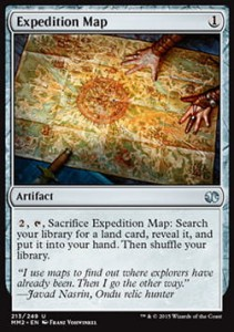Expedition Map (Modern Masters 2015)