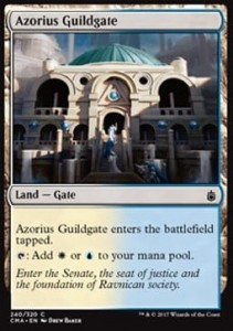 Azorius Guildgate (Commander Anthology 2017)