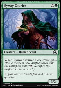 Byway Courier (Shadows over Innistrad)