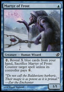 Martyr of Frost (DD: Jace vs Chandra)
