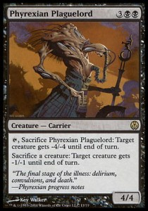 Phyrexian Plaguelord (DD: Phyrexia vs. The Coalition )