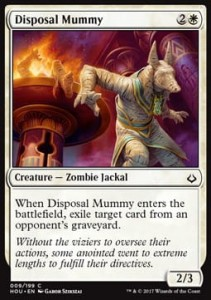 Disposal Mummy (Hour of Devastation)