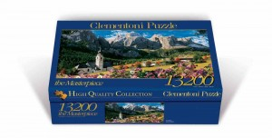HQ The Masterpiece - Dolomity (Dolomiti) - Puzzle 13200