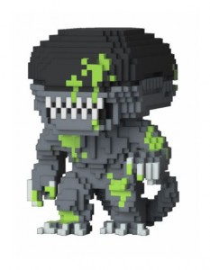 Funko POP Alien - Xenomorph 8 - BIT (Bloody) # 27 - Exclusive