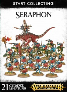Start Collecting - Seraphon - WFB / AoS