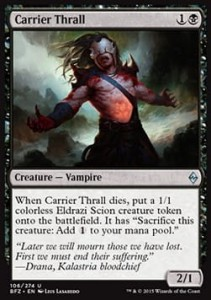 Carrier Thrall (Battle for Zendikar)