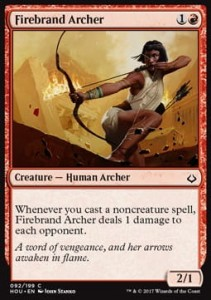 Firebrand Archer (Hour of Devastation)