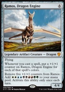 Ramos, Dragon Engine (Commander 2017)