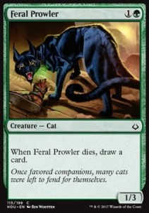 Feral Prowler (Hour of Devastation)