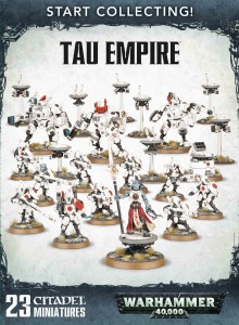 Start Collecting - Tau Empire - WH 40k