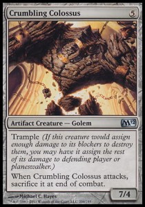Crumbling Colossus (M12)