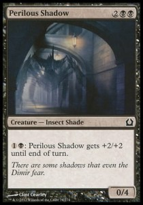 Perilous Shadow (Return to Ravnica)