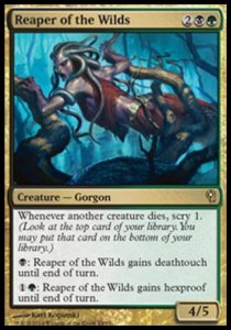 Reaper of the Wilds (DD: Jace vs Vraska)