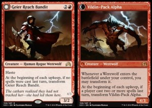 Geier Reach Bandit / Vildin-Pack Alpha (Shadows over Innistrad)