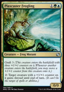 Plaxcaster Frogling (Modern Masters 2015)