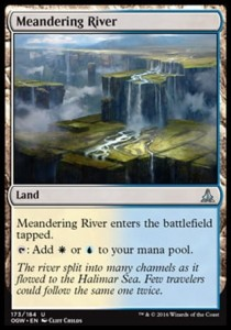 Meandering River (Oath of the Gatewatch)